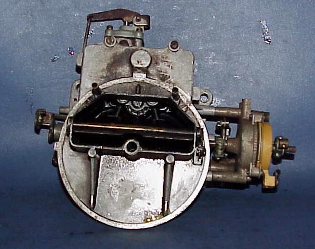 carburetor ford barrel 1963 rebuild
