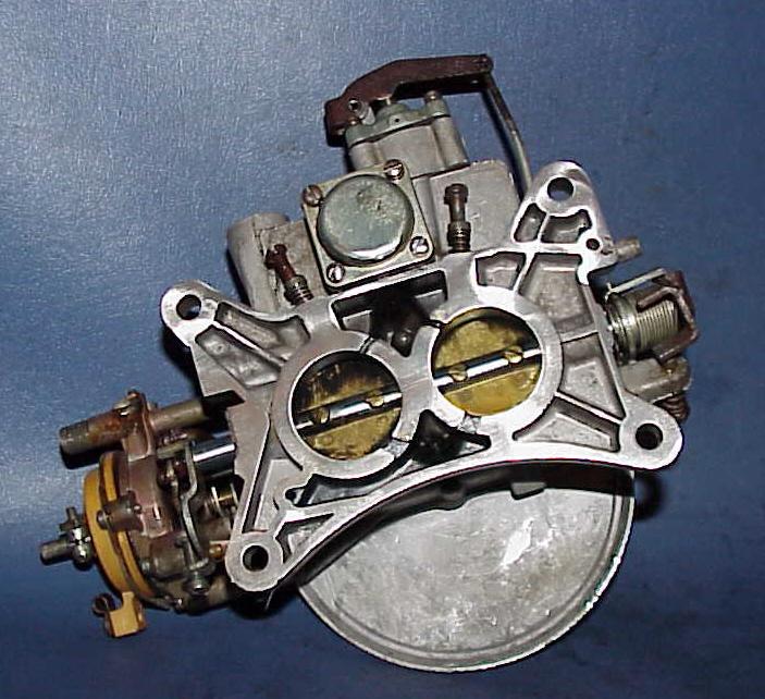 ford barrel carburetor 1963